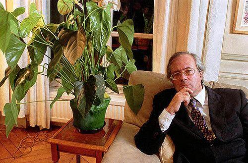 Jacques-Alain Miller. Photo : Leonardo Antoniadis.