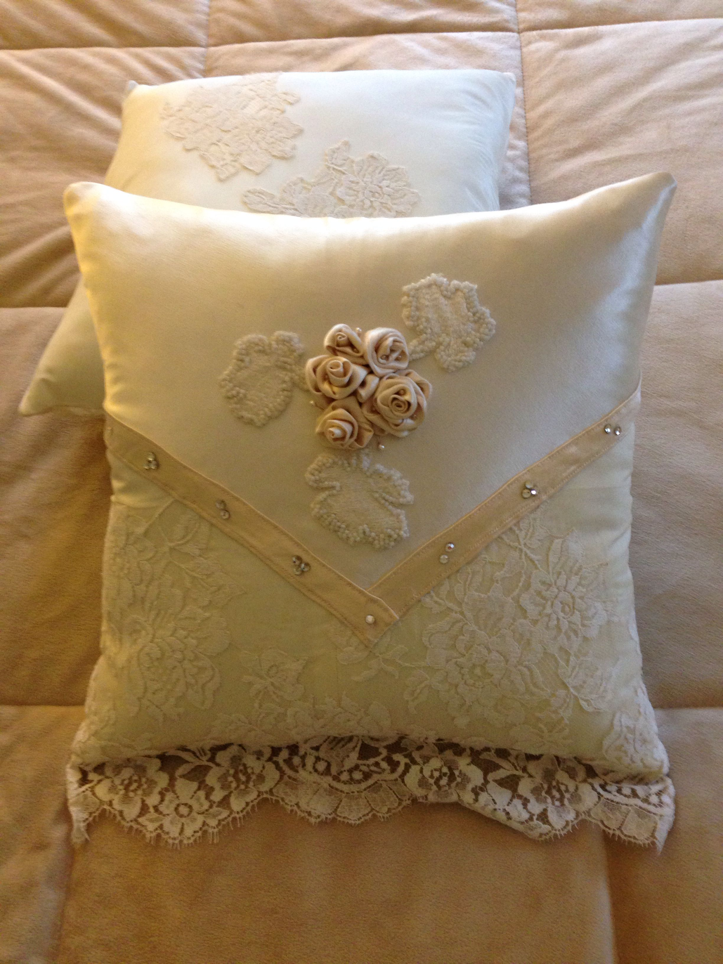 10 Wedding Dress Pillows Ideas Pillows Throw Pillows Wedding Dresses