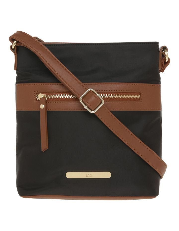 St Lucia Zip Top Crossbody Bag Image 1 Crossbody Bag Crossbody Bags