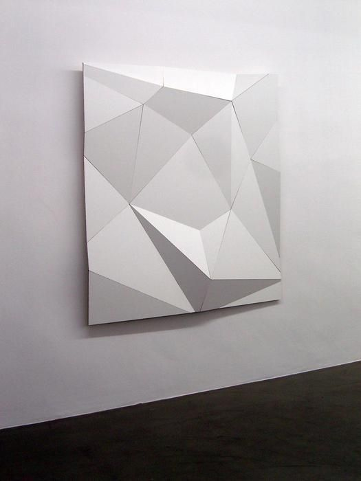 Artslant Rlf 24 Geometric Art Geometric Sculpture Paper Art
