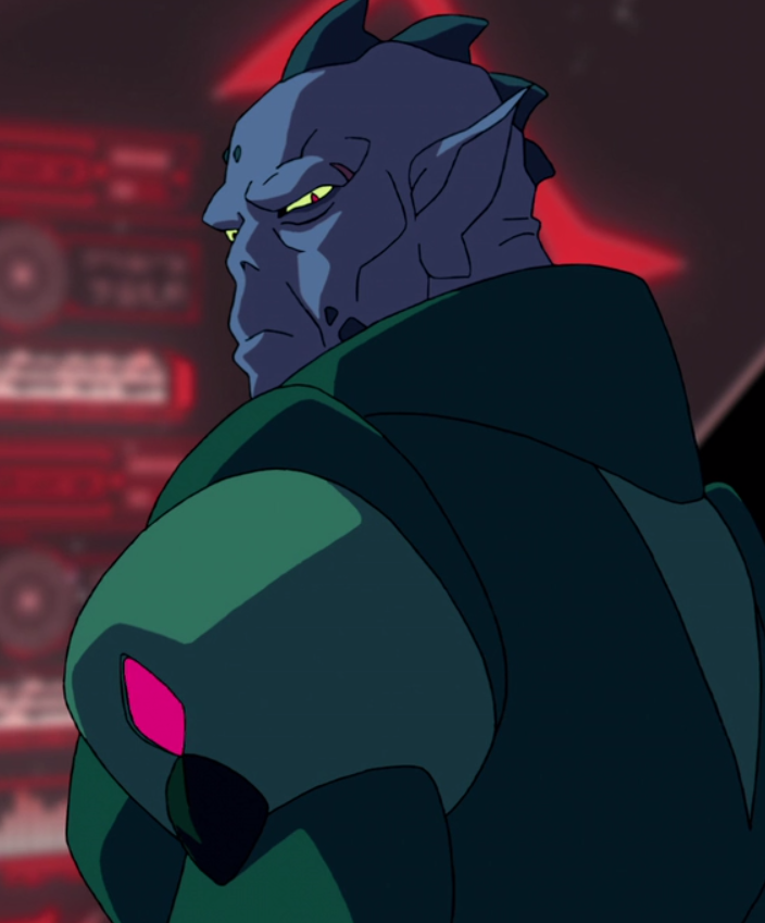 Unnamed Galra Commander Voltron Wiki Fandom Powered By Wikia