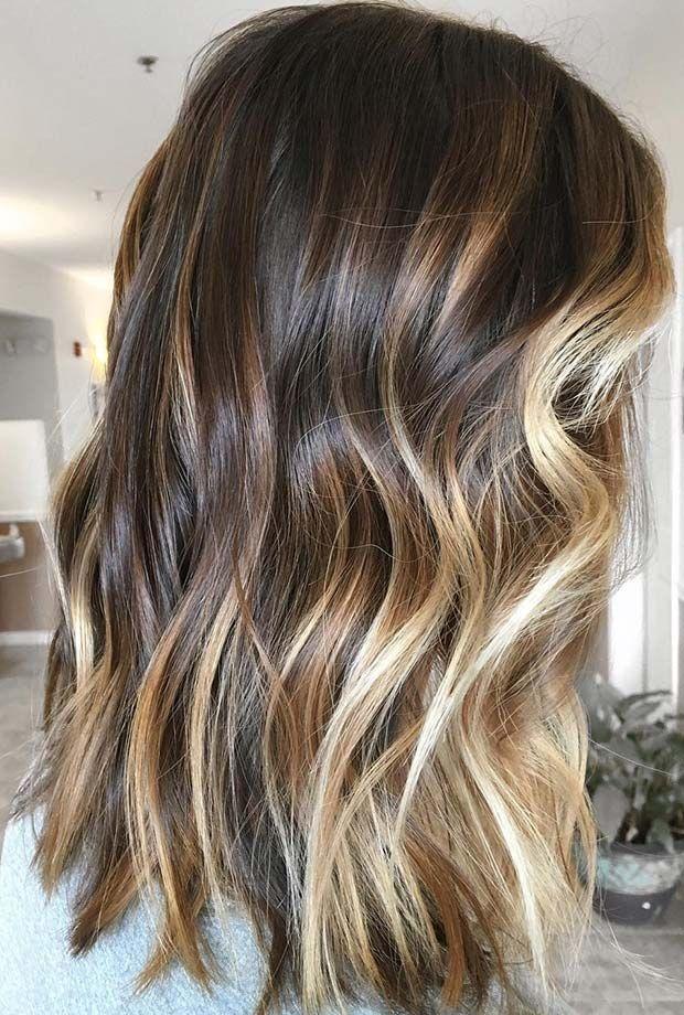 Light Blonde Hair With Highlights Summer
