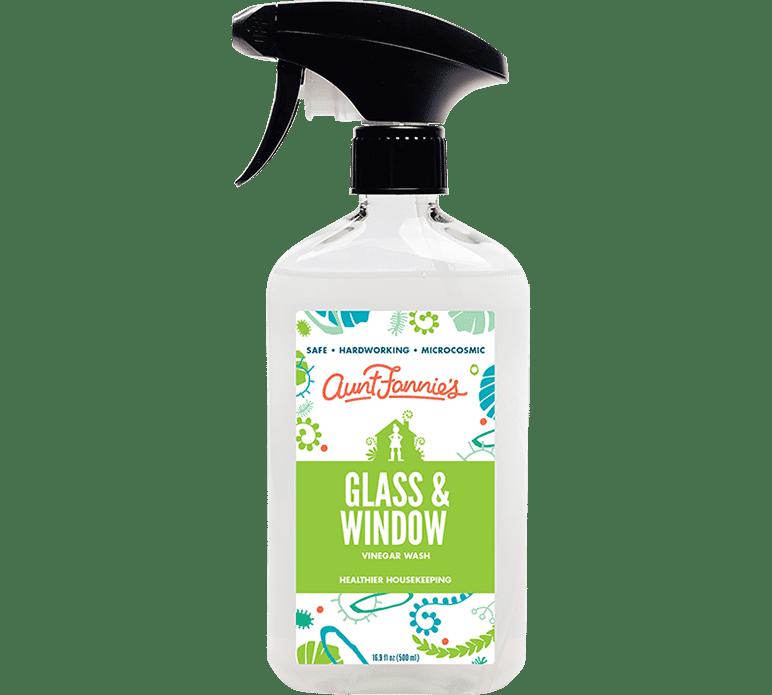 Glass & Window Vinegar Cleaner Vinegar cleaning, Glass