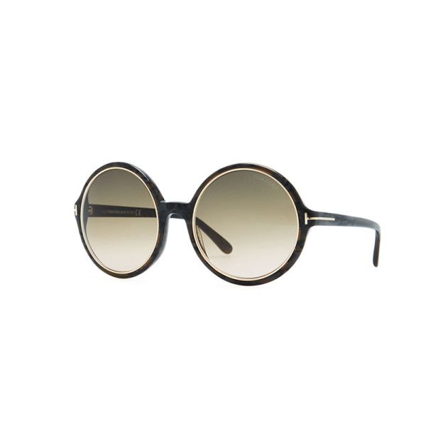 454fa5aefb5 Carrie Oversized Sunglasses by Tom Ford