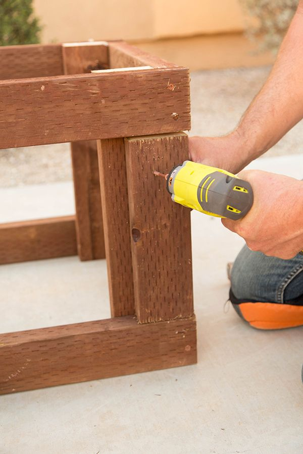 Diy Corner Bench With Storage And Seating Patio Layout Bench