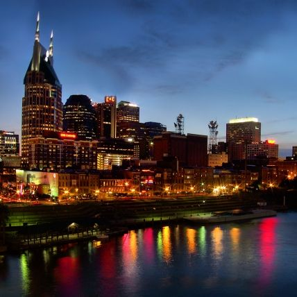 Nashville Lights Places to go, The places youll go