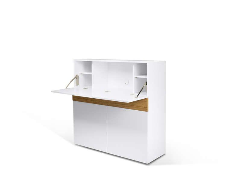 bureau rétractable design | rangements/bureaux | bureau retractable