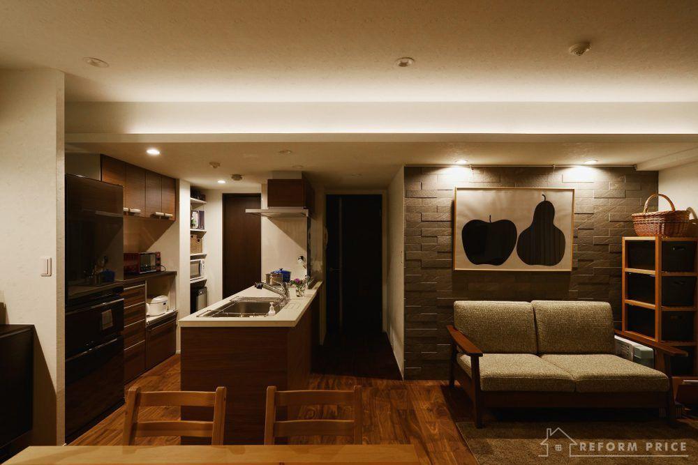 新築と中古のいいとこどりリノベ 新築マンション 施工 リフォーム
