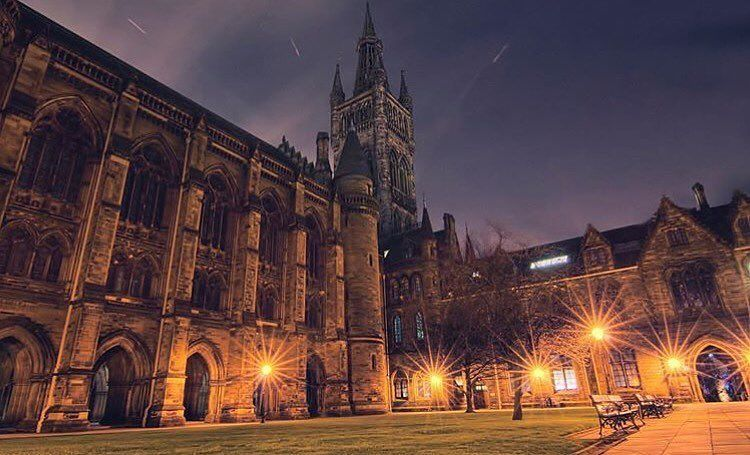 From our friends at Glasgow  @uofglasgow - What an amazing photo of UofG by @philgorryphotography  #UofG #UniversityofGlasgow #GlasgowUni #Glasgow #Scotland #University #College #Campus #UofGlasgow #goviewyou