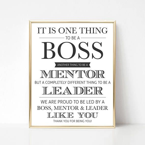 Best Boss Quotes Digital Boss Thank You Gift (We) | Best Boss Appreciation Gift  Best Boss Quotes