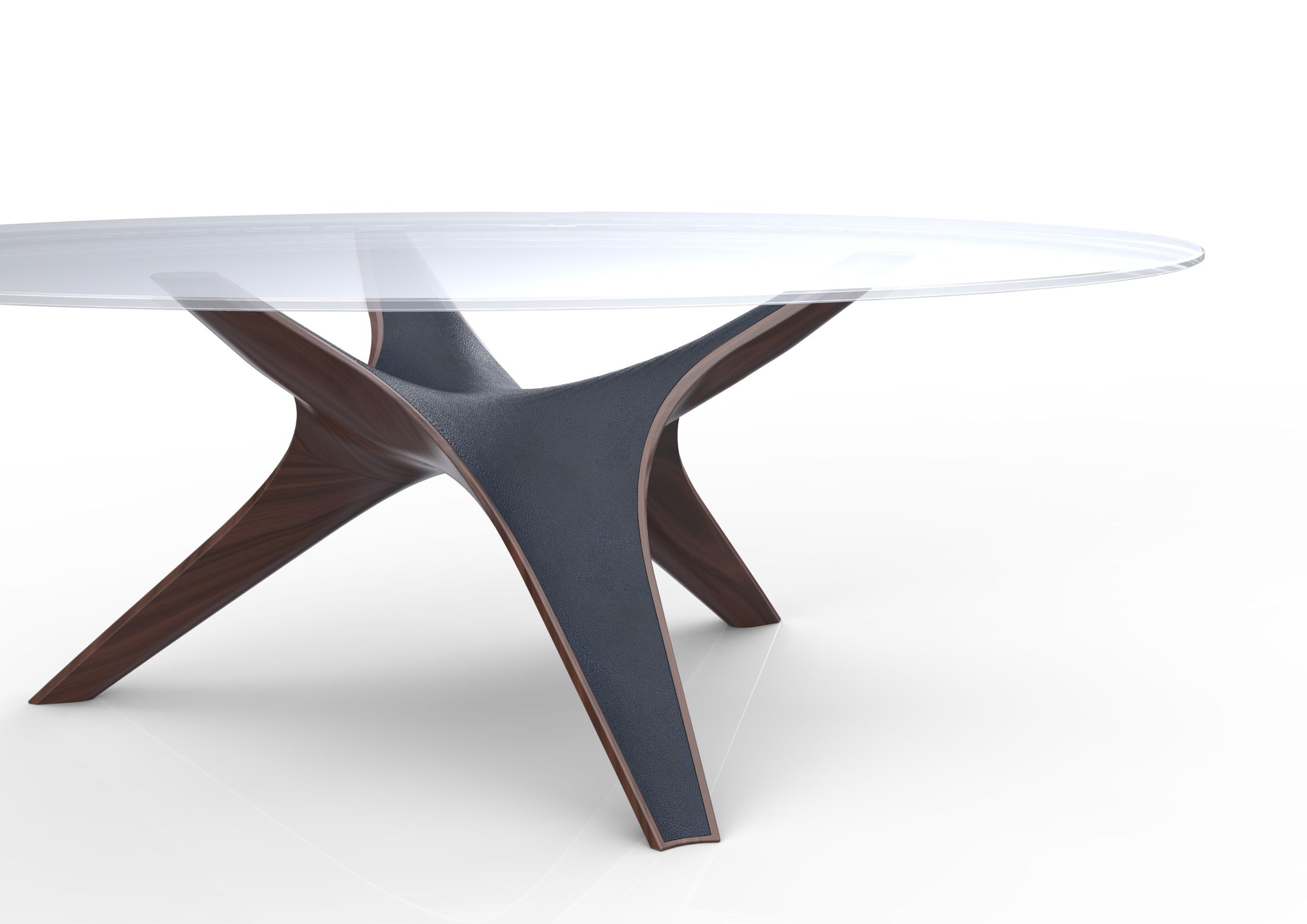THOMAS POQUET STUDIO - RAY - DINING TABLE - 03