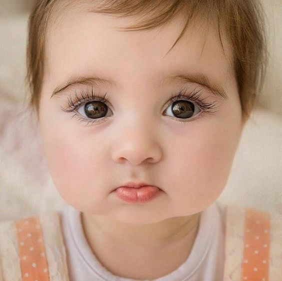 Pin By Autumn 2016 On My Brown Eyed Girl Baby Girl Images Cute Little Baby Beautiful Babies