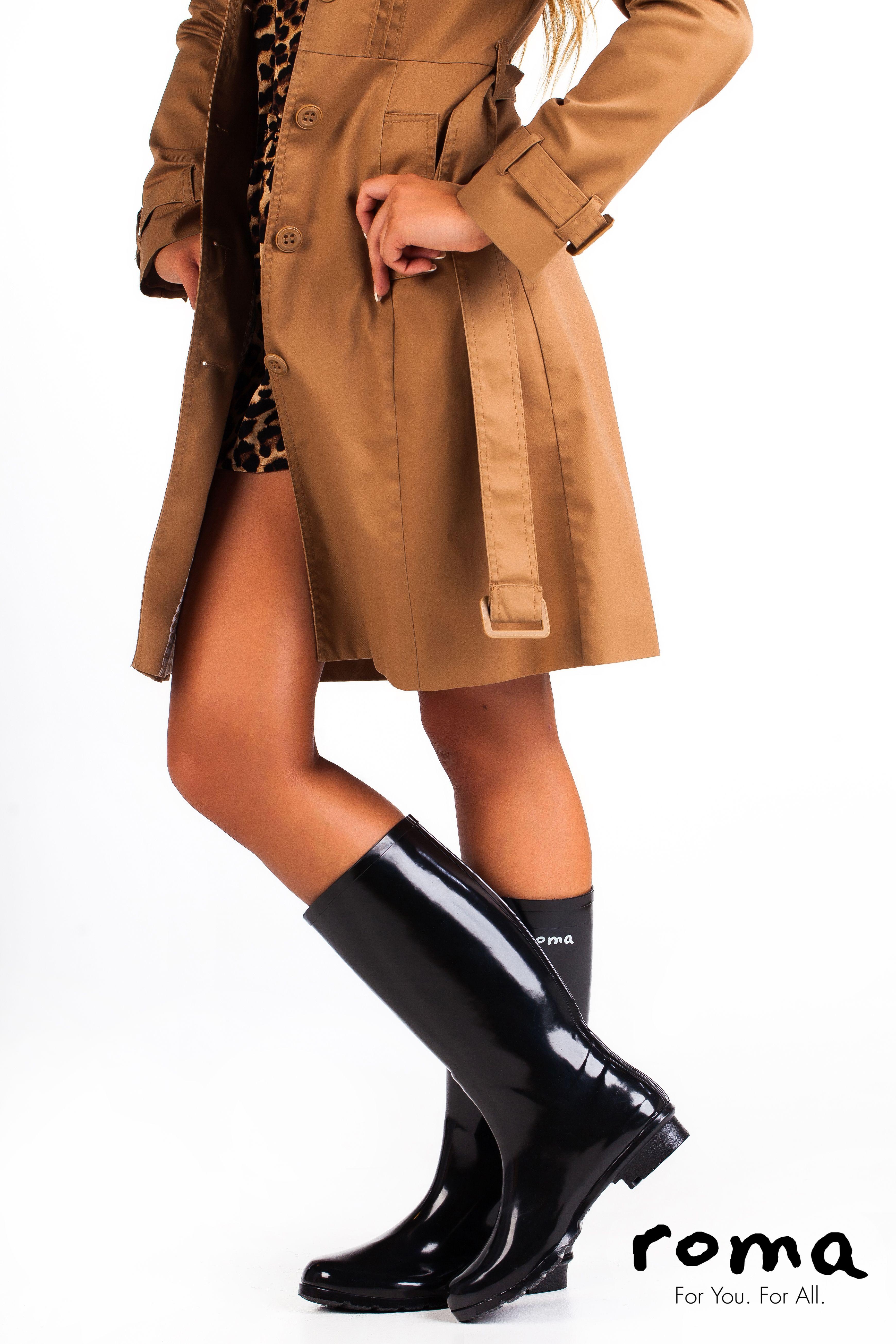 Fashionable Women Rain Boots Fashion Womens Rain Boots