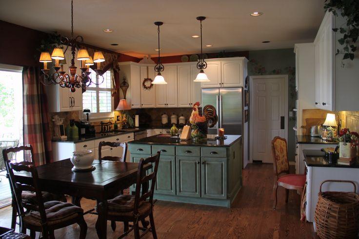 710be637192b821f9998a6b81f2368eejpg (736×490) kitchen ideas