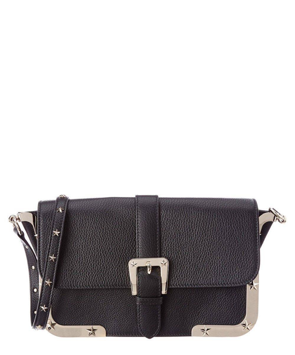 8f0ab0ae0b RED VALENTINO Red Valentino Leather Buckle Shoulder Bag'. #redvalentino # bags #shoulder bags #leather #lining #