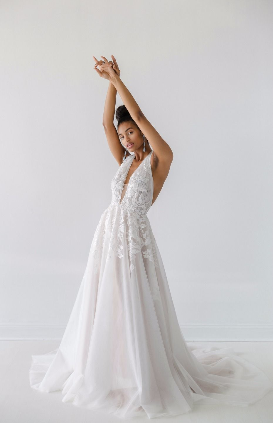 Ivy & Aster Fall 2018 Bridal Collection | Pinterest | Aster, Bridal ...