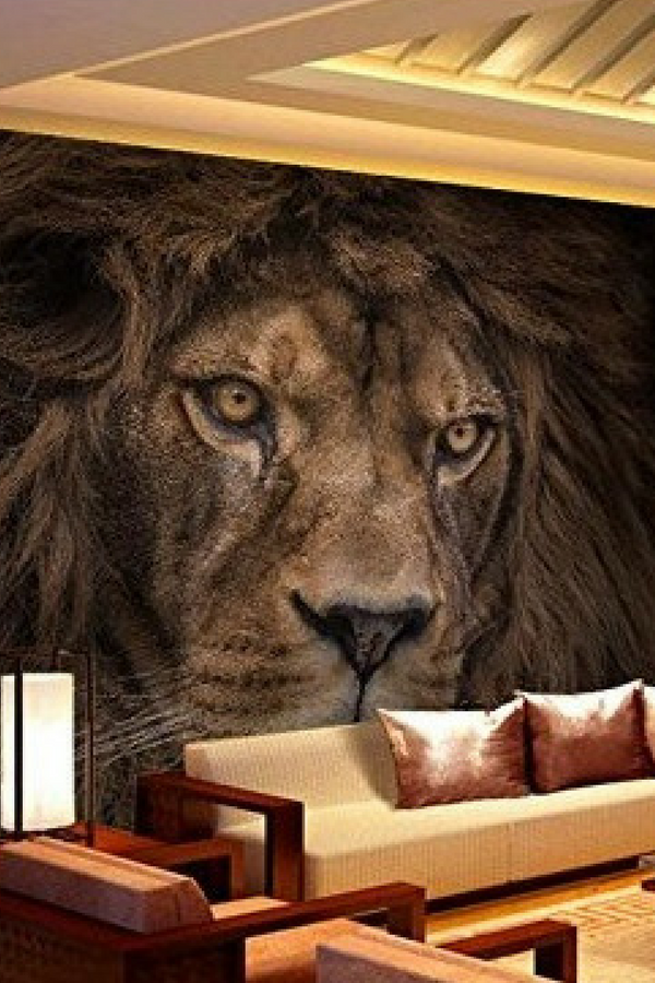 Powerful Captivating And Majestic Lion Wall Art Animal Wall Decor Lion Wall Art Animal Wall Decor Animal Wall Art