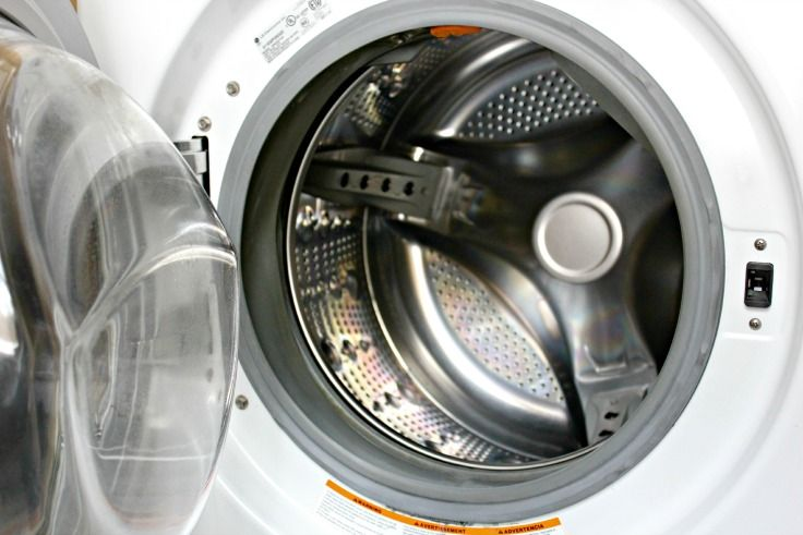 How To Clean A Front Loading Washing Machine Lg All In One