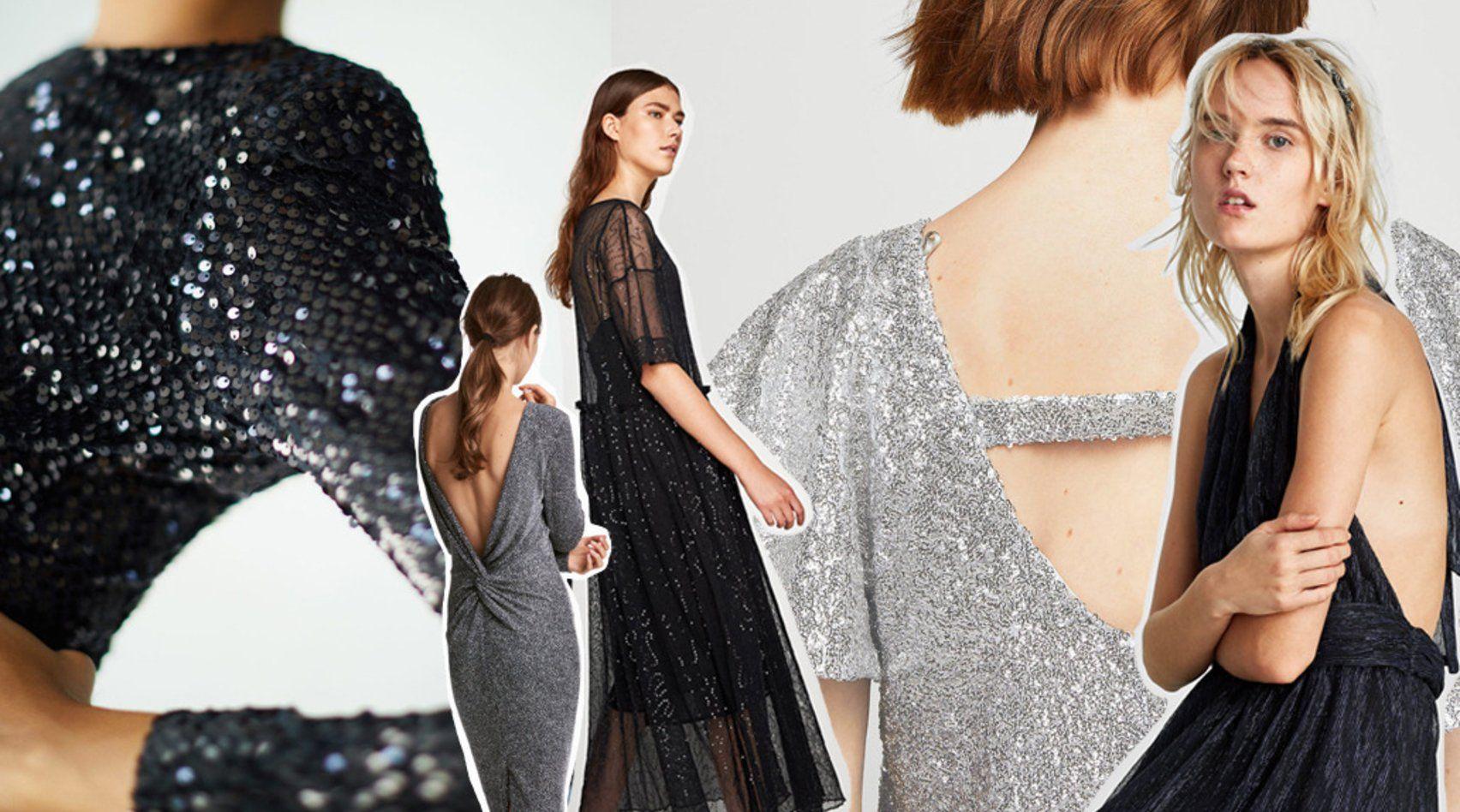 Die schönsten Glitzer-Kleider für die Partysaison | Glamouröse ...