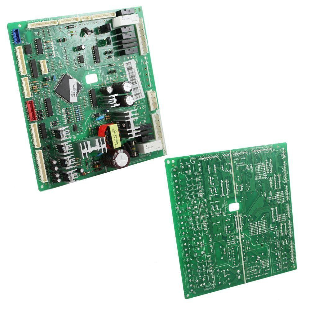 Samsung Da4100684a Refrigerator Electronic Control Board Genuine Original Equipment Manufacturer Oem Part For Samsu Electronics Oem Parts Electronic Components