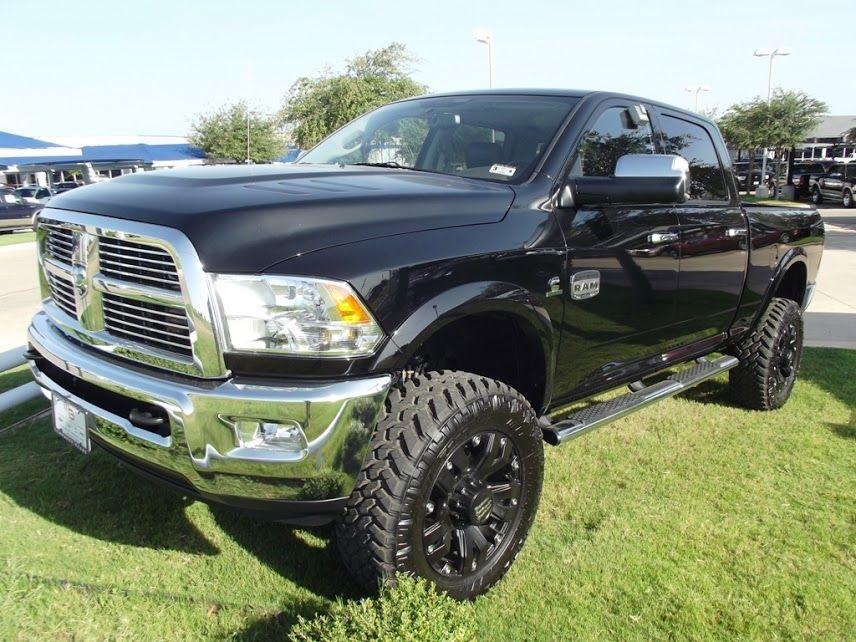 lifted dodge diesel trucks - 2016 Dodge Ram 2500 Lifted
