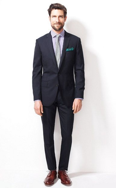 38a89548c99b2b Ludlow suit jacket with double vent in Italian wool. Like the dress shirt  and tie colors.