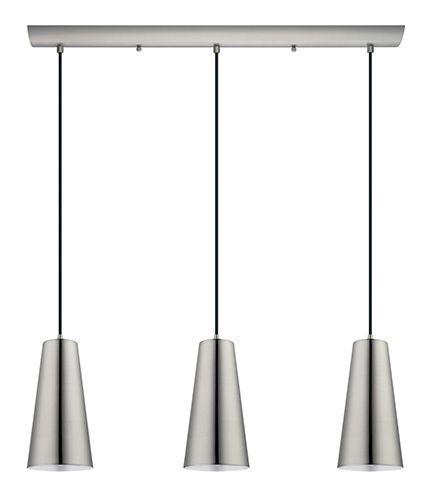 LAMPE SUSPENDUE PRATELLA 3LUM | Code BMR :056-5367