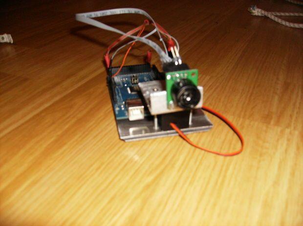 Diy arduino radar arduino arduino projects and electronics projects diy arduino radar solutioingenieria Images