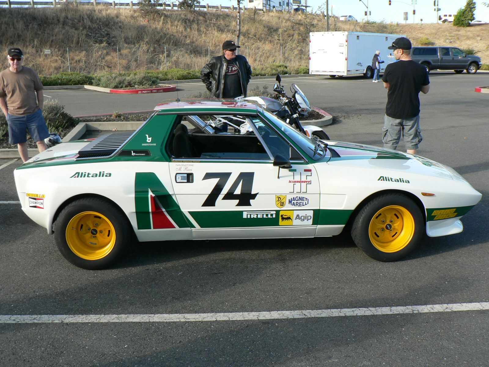 cool fiat x19 | cars and coffee folsom | pinterest | fiat x19