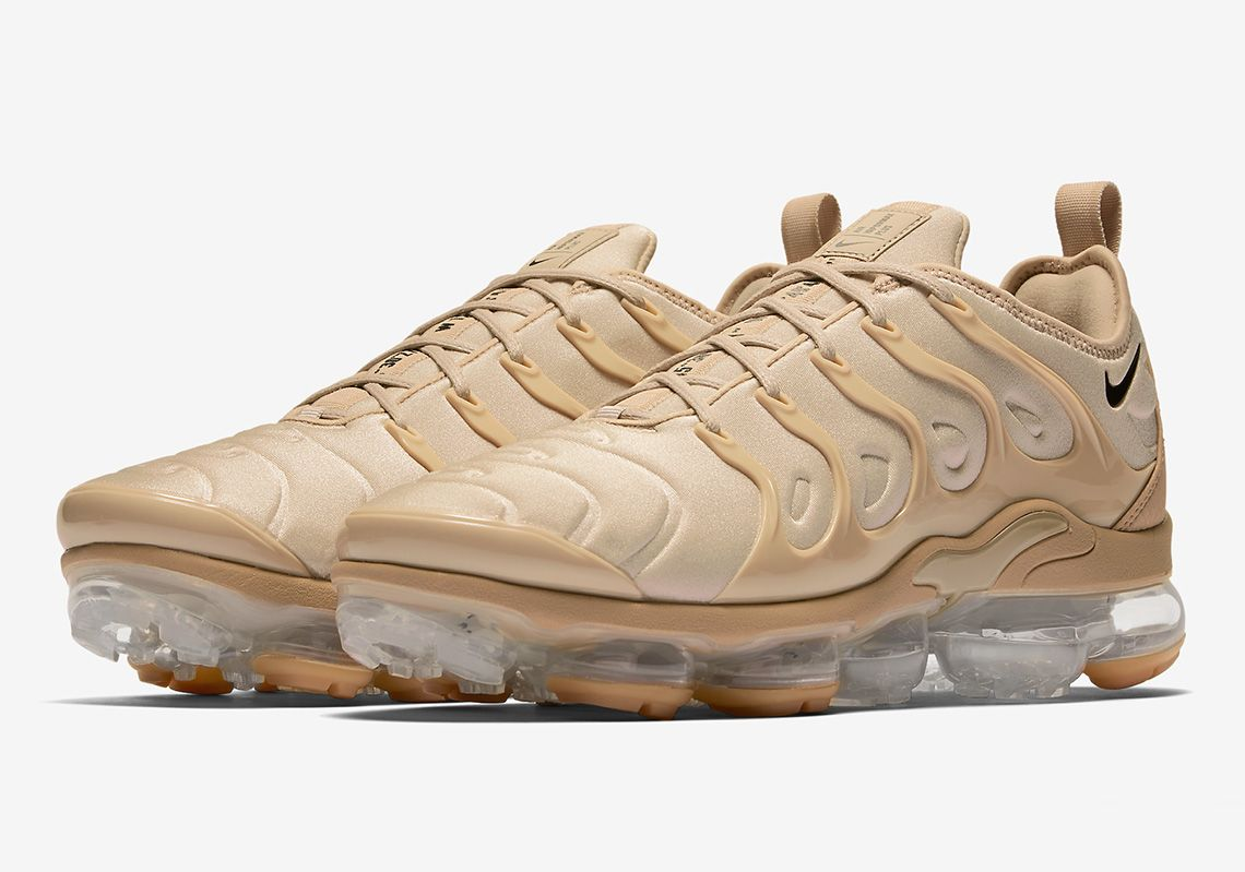 b4894b9e217 Nike Vapormax Plus Tan AT5681-200 Release Info  thatdope  sneakers  luxury   dope  fashion  trending