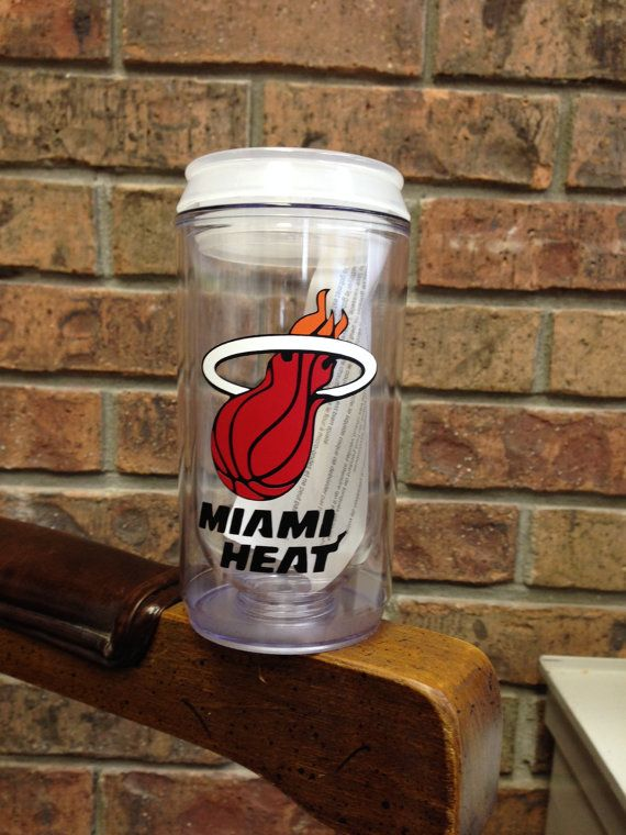 NBA Miami Heat and Chicago Bulls Personalized by NylasGiftShoppe, $12.00