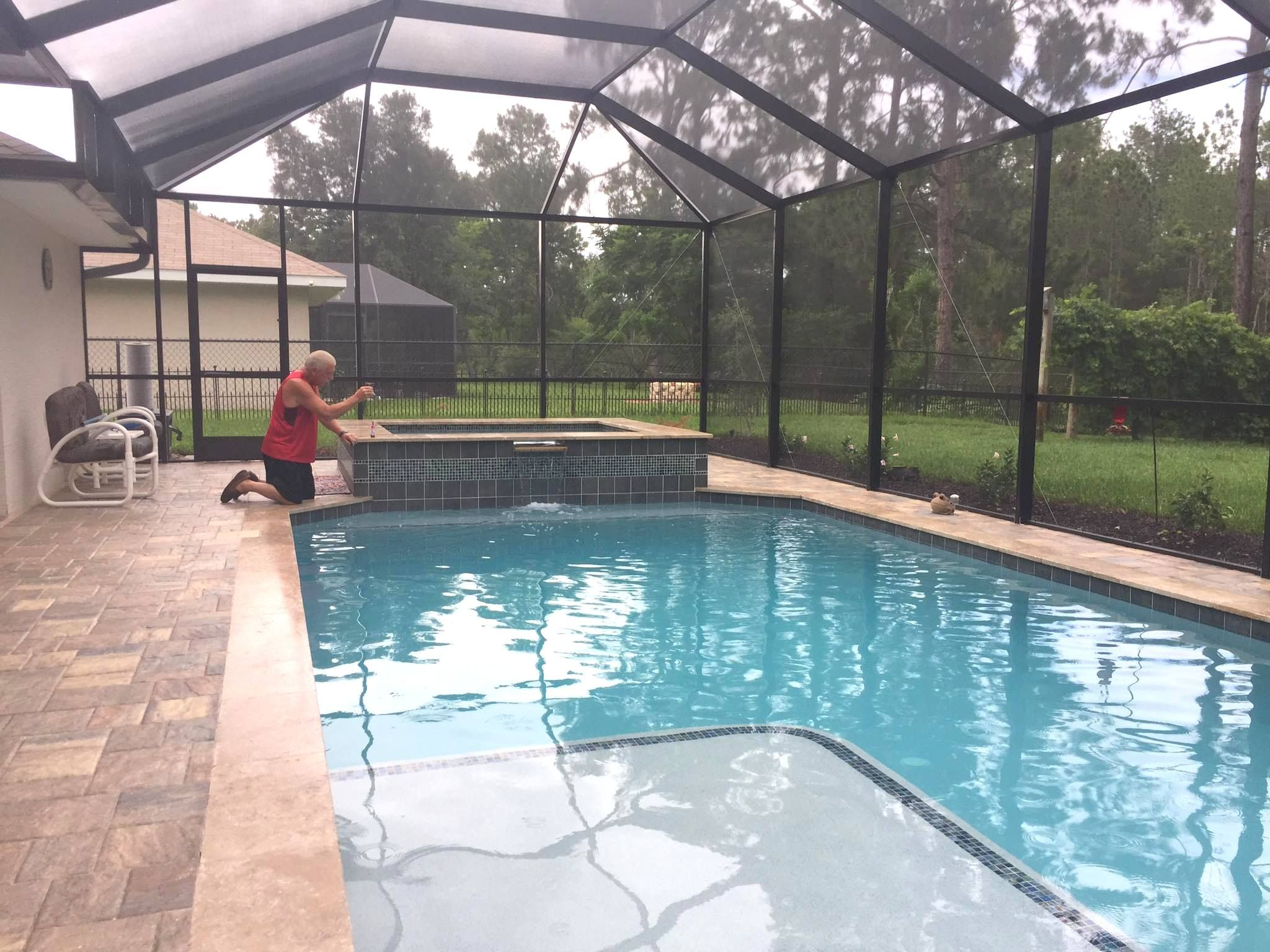 Professional Swimming Pool And Spa Builders In Palm Coast, Fl