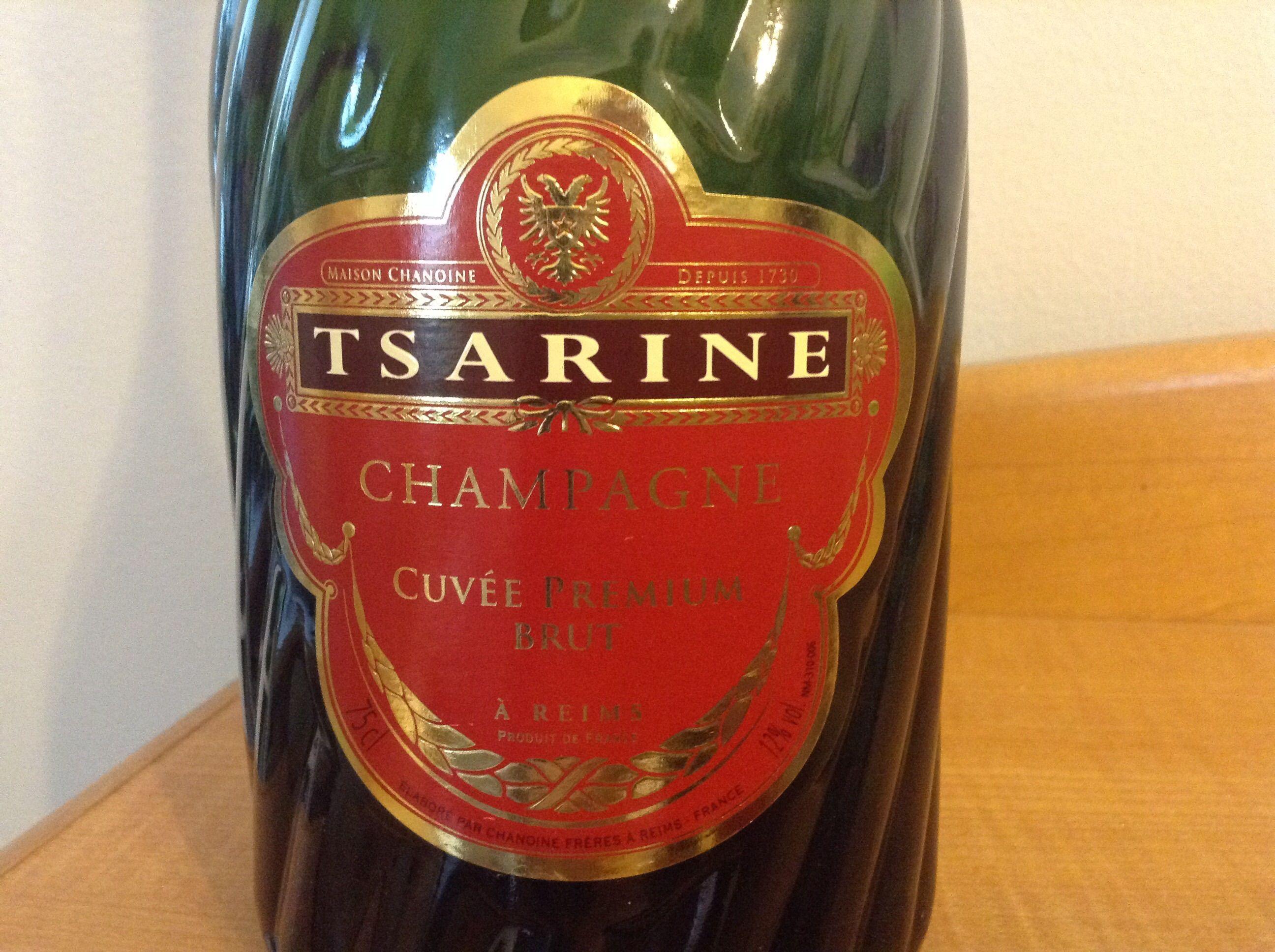 Tsarine Label
