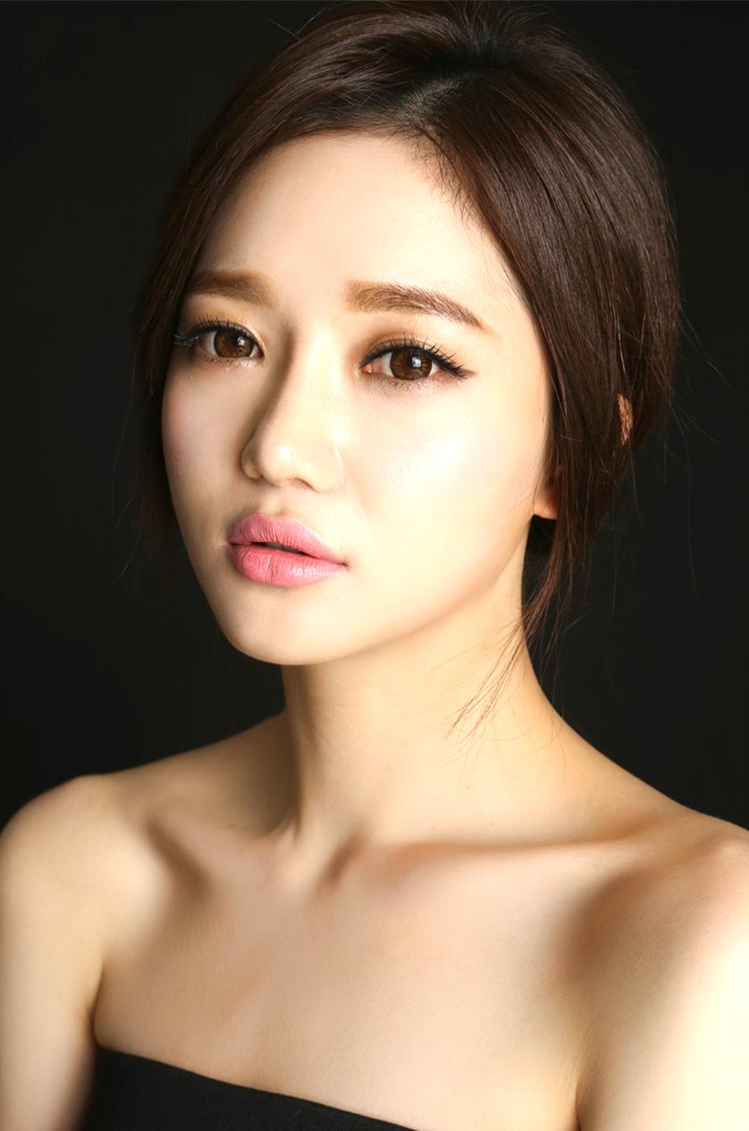 korean makeup, ulzzang Asian makeup, Hair makeup