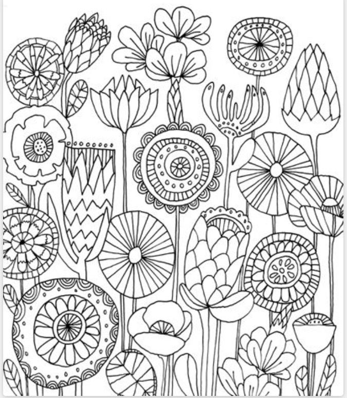 Pin By Jillane Saunders On Coloring Pages Basic Patternstemplates