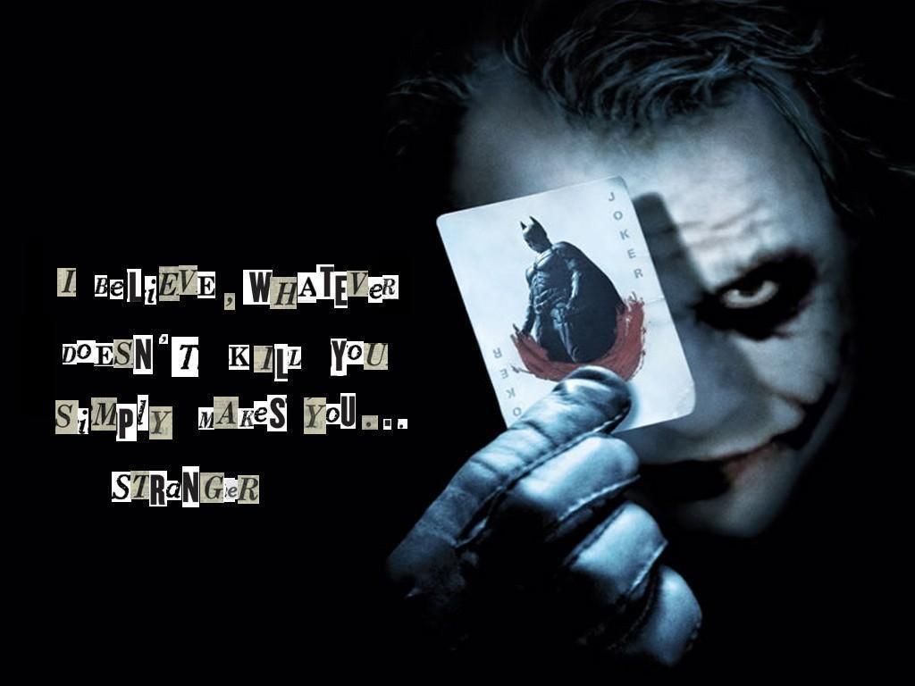 The Joker Wallpaper Joker Joker Quotes Joker Wallpapers Heath Ledger Joker