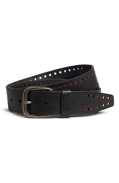 Trask  Holt  Leather Belt  9dd9e20e79fd