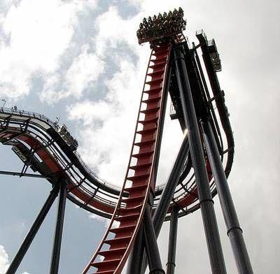 ac545daaddfc8113685255f9a5a57d75 - Sheikra Roller Coaster At Busch Gardens