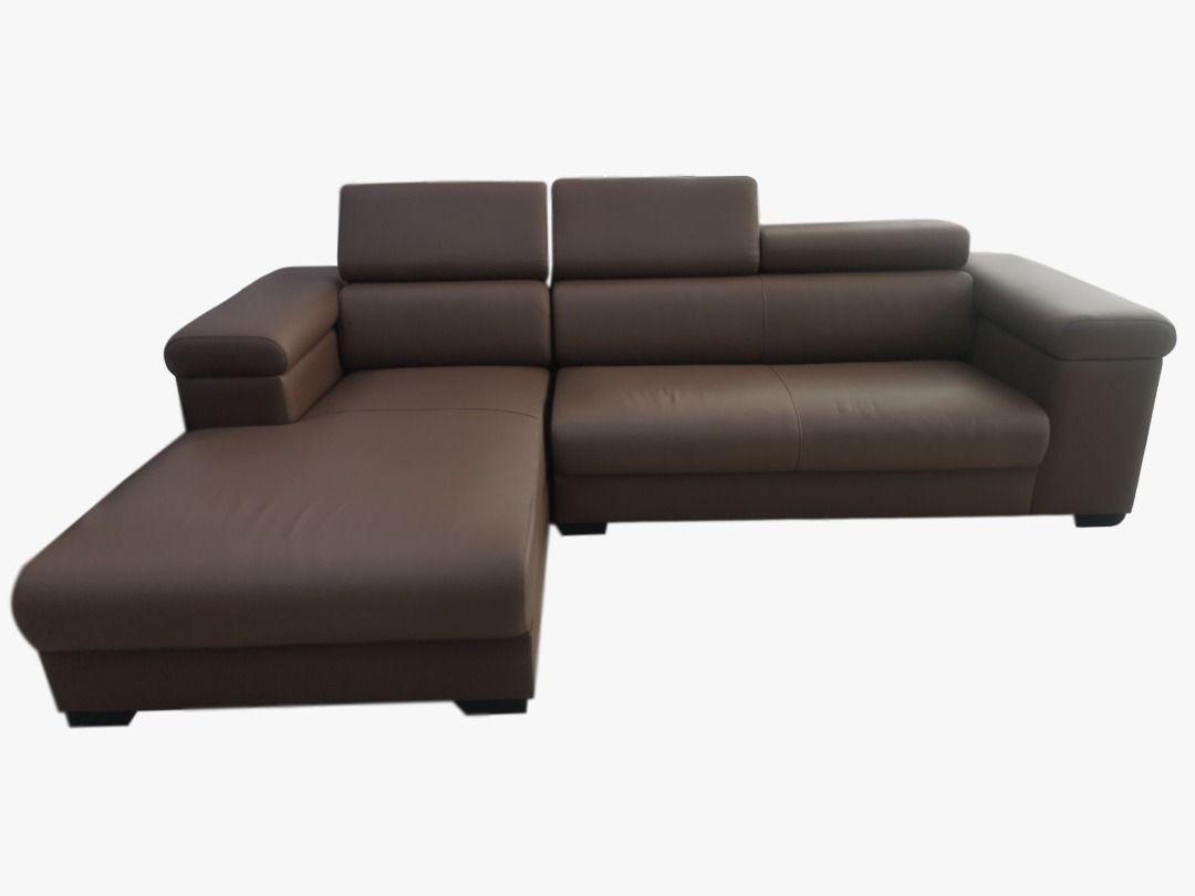 Mega 2 Leather L Shape Sofa L Shaped Sofa Sofa Furniture