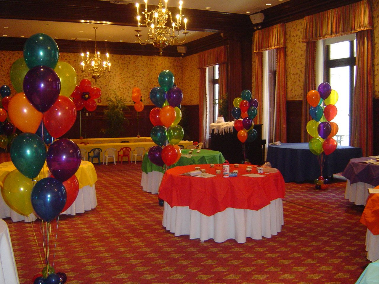 Delightful Easy Party Decorations Great Pictures