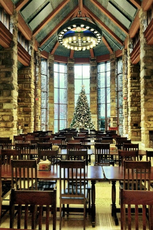 The Mcclurg Dining Hall At Sewanee Cafeteria Food Or Not We D Like To Sit A Spell In Some Of These Campus Cafes Down Here South It S Pretty Well