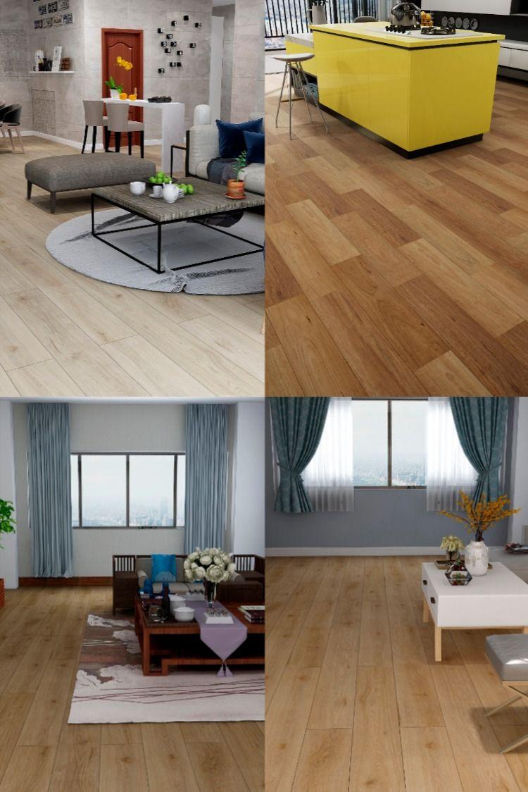7mm Hybrid Flooring in 2020 Engineered timber flooring