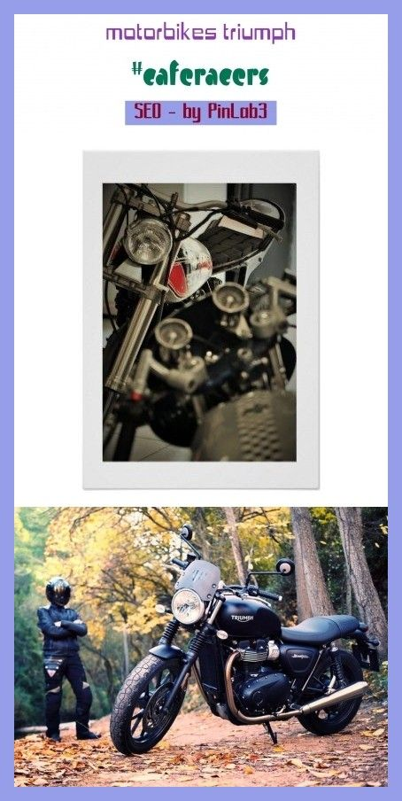 Motorbikes triumph #motorbikes #triumph #motorräder #triumphieren #motos