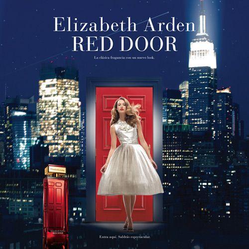 Perfume floral, com notas de rosas vermelhas. Para uma mulher cativante e sofisticada ;) #PerfumeImportado #RedDoor #ElizabethArden #AZPerfumes