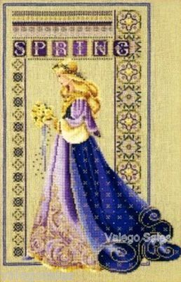 Amazon.com: Celtic Spring - Counted Cross Stitch Chart: Arts, Crafts & Sewing