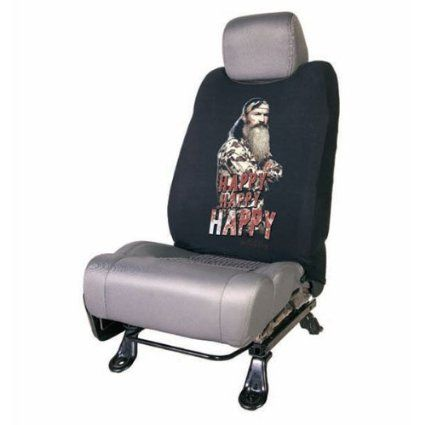 Duck Dynasty Car Accessories Seat Cover Phil   Car Stuff   Pinterest