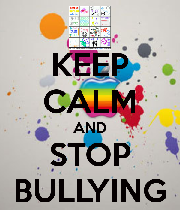 I am doing a group board called Stop Bullying because it REALLY ...