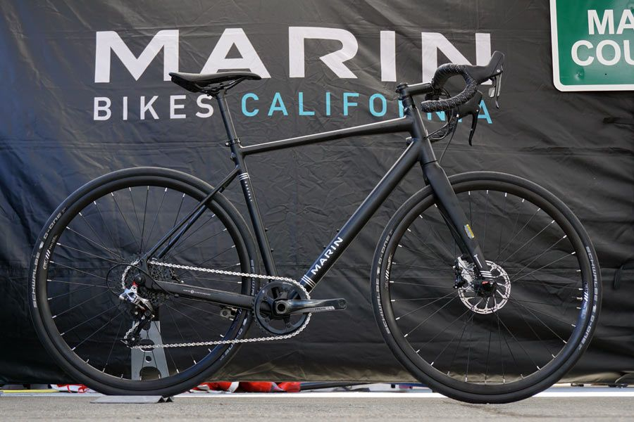 Marin Adds Gestalt Gravel Road Bike All New Carbon Cortina Cx