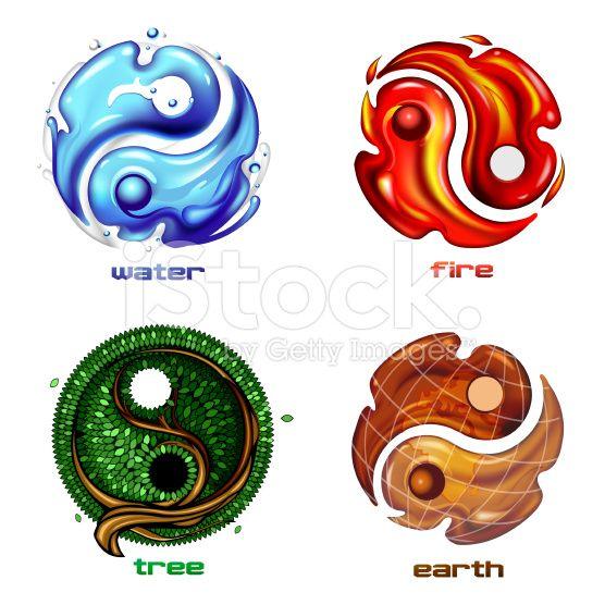 Yang Earth Symbol Clipart Library