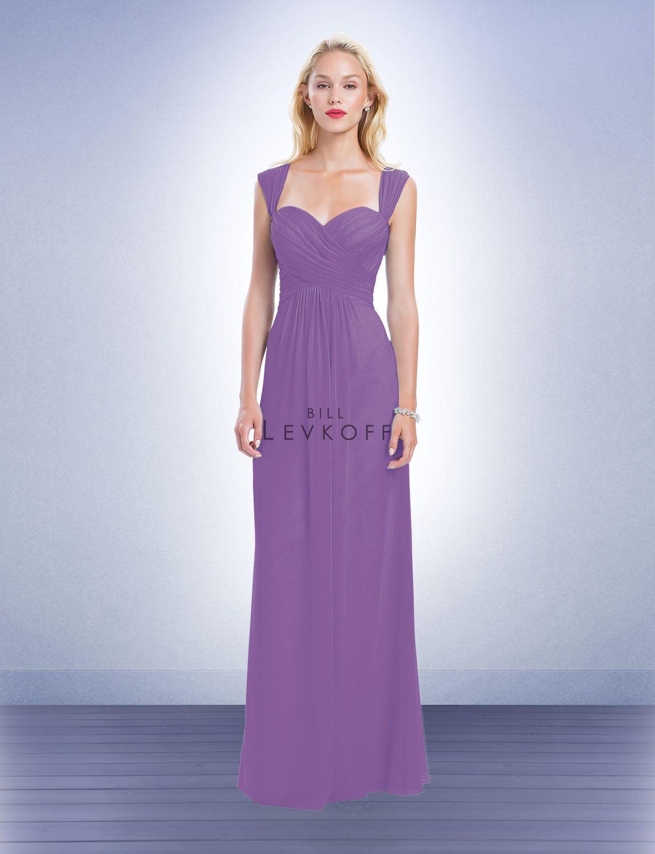 Bridesmaid Dress Style 1160 - Bridesmaid Dresses by Bill Levkoff ...